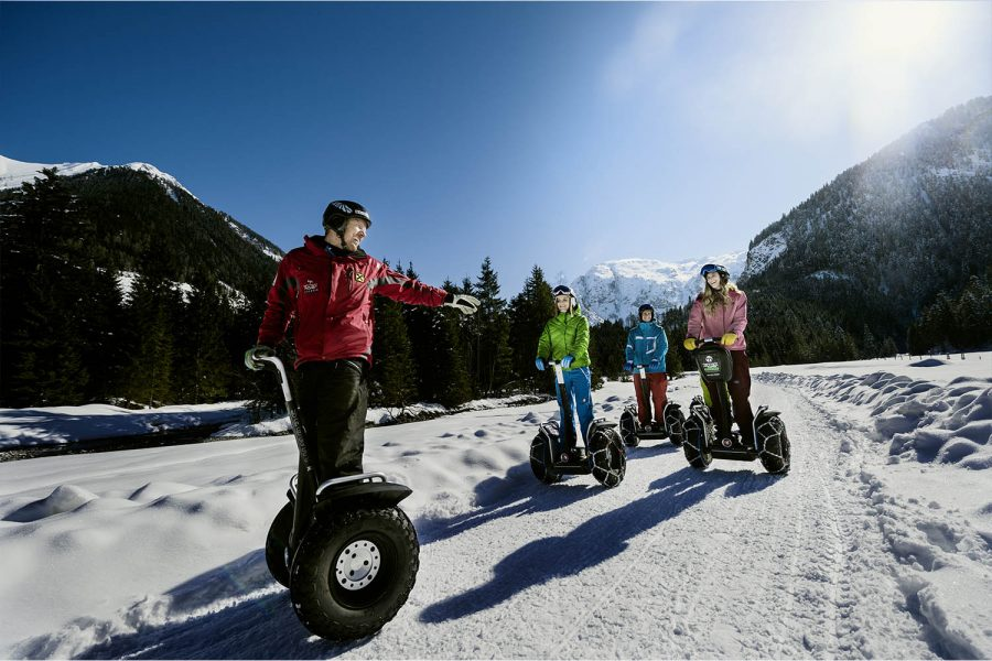 Segway, Funsport Flachau - Appartements Haus Winter